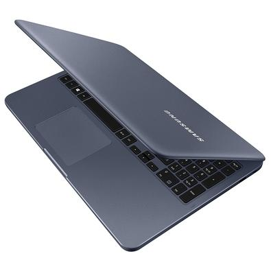 Notebook Samsung Intel Core i7-8565U, 8GB, 1TB, NVIDIA GeForce MX110 2GB, Windows 10 Pro, Titânio Metálico - NP350XBE-XB2BR