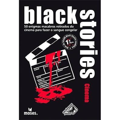 Jogo Black Stories Cinema - BLK104