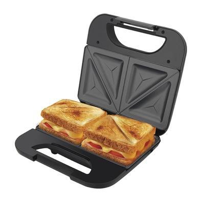 Sanduicheira Britânia Toast BGR02P, 110V, Preta - 66701130