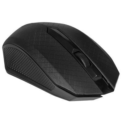 Mouse Wireless Óptico Led 1600 Dpis Áustria 0053 Bright