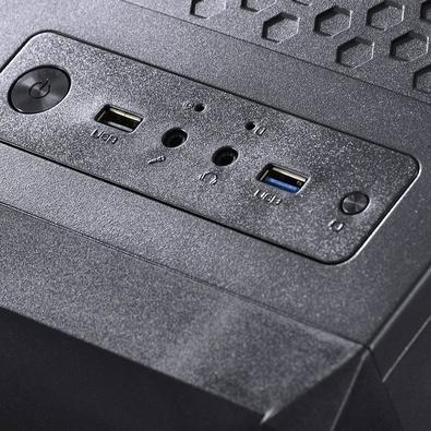Computador Gamer Skul 5000 Intel Core i5 9400F, 8GB, SSD 160GB, HD 1TB, Linux - 33683