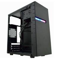 Gabinete Gamer K-mex Space Squad, Mid Tower, LED, Lateral em Acrílico - CG01RLRH001CB0X