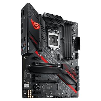 Placa-Mãe Asus ROG Strix B460-H Gaming, Intel LGA 1200, ATX, DDR4