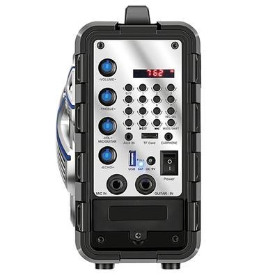 Caixa Amplificada Mondial Thunder III, LED, 50W, Bluetooth, USB, Bivolt - MCO-13