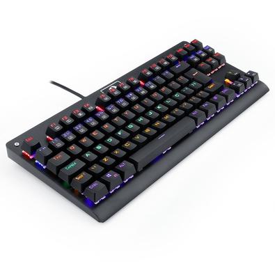 Teclado Mecânico Gamer Redragon Dark Avenger K568R, LED Rainbow, Switch Outemu MK2 Brown, ABNT - K568R (BROWN)