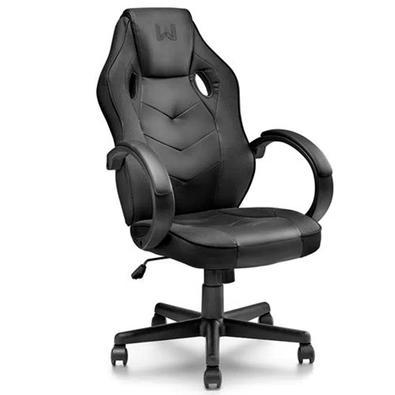 Cadeira Gamer Warrior Tongea Black - GA182