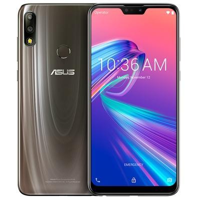 Smartphone Asus Zenfone Max Pro M2, 64GB, 13MP, Tela 6.2´, Titanium - ZB631KL-4J090BR