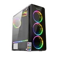 Computador Gamer EasyPC Intel Core i5-2400, 8GB, 2TB, SSD 120GB, NVIDIA GTX 1050 TI, Linux - 33694