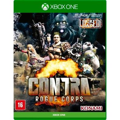 Game Contra: Rogue Corps Xbox One