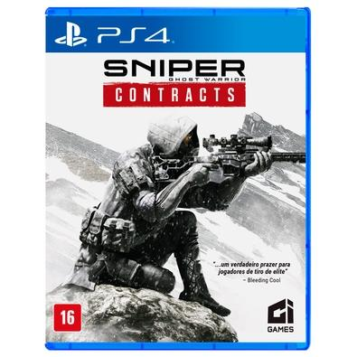 Game Sniper Ghost Warrior Contracts PS4