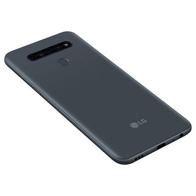 Smartphone LG K41S, 32GB, 13MP, Tela 6.55´, Titânio - LMK410BMW.ABRATN