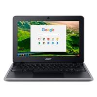 Chromebook Acer C7, Intel Celeron N4000, 4GB, 32GB, Chrome OS, 11.6´ - C733T-C0QD + Microsoft Office 365 Home 2019 ESD 6 PCs 32/64 Bits 6GQ-00088 - Digital para Download