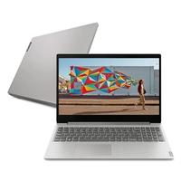 Notebook Lenovo Ultrafino Ideapad S145 Intel Core i5-8265U, 8GB, HD 1TB, Windows 10, 15.6´, Prata - 81S90005BR + Microsoft Office 365 Home 2019 ESD 6 PCs 32/64 Bits 6GQ-00088 - Digital para Download