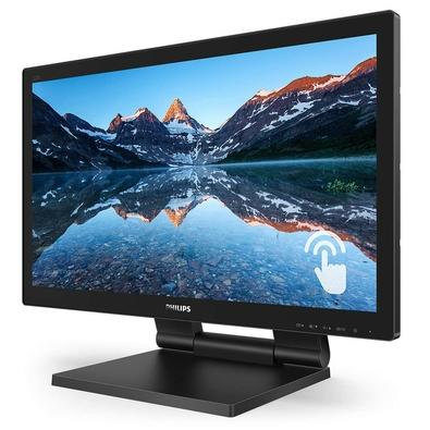 Monitor Philips LED 21.5´ Smooth Touch, Full HD, HDMI/DisplayPort, 1ms - 222B9T