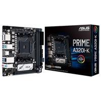 Placa-Mãe Asus Prime A320I-K, AMD AM4, mATX, DDR4