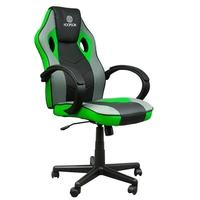 Cadeira Gamer Hoopson Grey/Green - HP-CG504