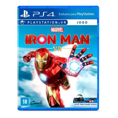 Game Marvel´s Iron Man VR PS4