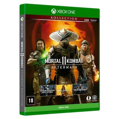 Game Mortal Kombat 11: Aftermath Xbox One