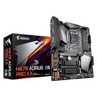 Placa-Mãe Gigabyte H470 Aorus Pro AX, Intel LGA1200, ATX, DDR4