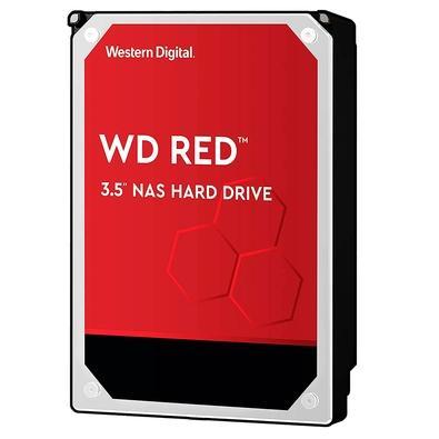 HD Western Digital WD Red NAS, 4TB, 3.5´, SATA - WD40EFAX