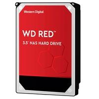 HD Western Digital WD Red NAS, 4TB, 3.5´, SATA - WD40EFAX