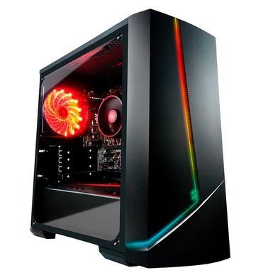 Desktop G-fire Gamer Htg-r710 I3-9100f 3.60ghz 8gb 240gb Amd Radeon Rx550 Linux