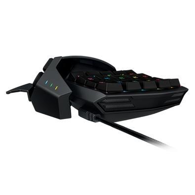 Teclado Gamer Razer Orbweaver Chroma Stealth, Razer Switch Orange - RZ07-01440200-R3M1