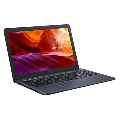 Notebook Asus Intel Core i5-6200U, 4GB, 1TB, Windows 10 Home, 15.6´, Cinza - X543UA-GQ3155T