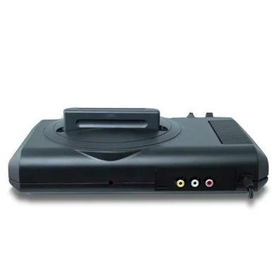 Vídeo Game Tectoy Mega Drive Expansível para até 594 jogos, 1 Controle, Preto - 995040460827