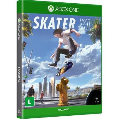 Jogo Skater Xl - Xbox One - Nis America