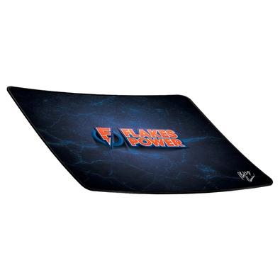 Mousepad Gamer Flakes Power F-Power, Speed, Médio (360x300mm) - FLKMP001