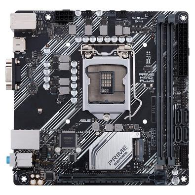 Placa-Mãe Asus Prime H410I-Plus, Intel LGA 1200, Mini ITX, DDR4