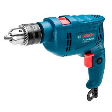 Furadeira de Impacto Bosch GSB 550 RE, 550W, 110V, Maleta Plástica - 06011B60D2-000