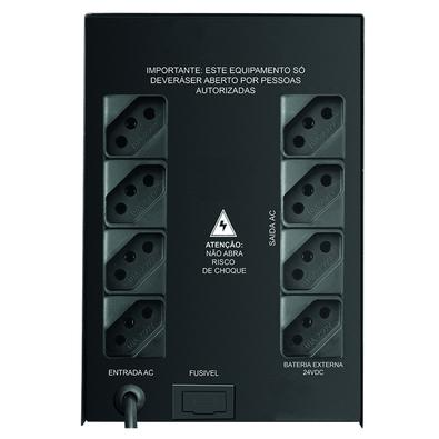 UPS Coletek Yup, 1200VA, Bivolt, 1 Bateria - 337060010102
