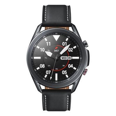 Smartwatch Samsung Galaxy Watch 3 45mm LTE, Aço Inoxidável, Mystic Black - SM-R845FZKPZTO