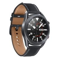 Smartwatch Samsung Galaxy Watch 3 45mm LTE, Aço Inoxidável, Mystic Black - SM-R845FZKPZTO
