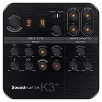 Placa de Som Creative Sound Blaster K3+, USB - 70SB172000001