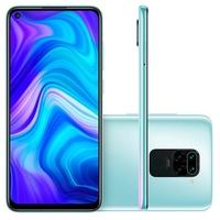Smartphone Xiaomi Redmi Note 9, 64GB, 48MP, Tela 6.53', Branco Polar White + Capa Protetora - CX295BRA