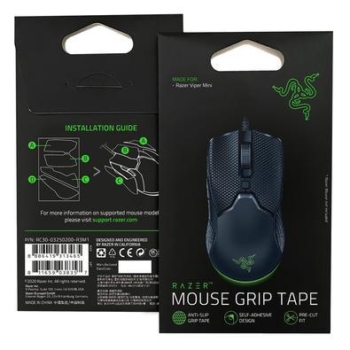 Mouse Grip Tape Razer para Mouse Gamer Viper Mini - RC30-03250200-R3M1