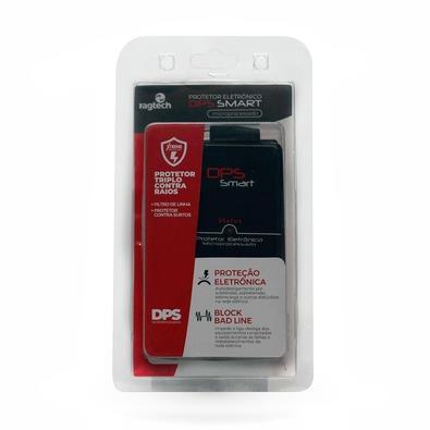 Protetor Contra Surtos Microprocessado RAGTECH, DPS Smart Classe III - 4780