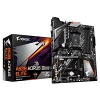 Placa-Mãe Gigabyte A520 AORUS ELITE, AMD AM4, ATX, DDR4