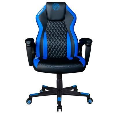 Cadeira Gamer Elements Gaming Elemental Acqua Black/Blue - 63586