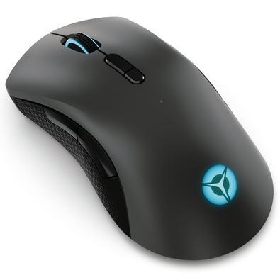 Mouse Gamer Lenovo Legion M600,  Sem Fio, RGB, Bluetooth, 9 Botões, 16000DPI, Cinza/Preto - GY50X79385