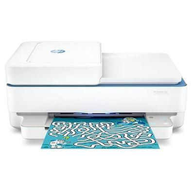 Multifuncional HP DeskJet Plus Ink Advantage 6476, Jato de Tinta, Colorida, Wi-Fi, Bivolt - 5SD79A#AC4