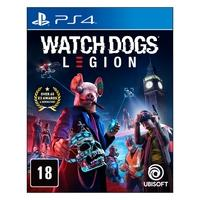 Game Watch Dogs Legion PS4