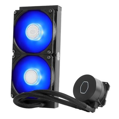 Water Cooler Cooler Master Masterliquid ML240L V2, 240mm, LED Blue - MLW-D24M-A18PB-R2
