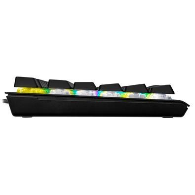 Teclado Mecânico Gamer Corsair K60 PRO RGB, Switch Cherry MX Low Profile Speed, ABNT - CH-910D018-BR