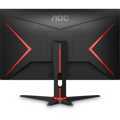 Monitor Gamer AOC 27´, W-LED, Antireflexivo,HDMI 1.4, 1 ms - 27G2HE5