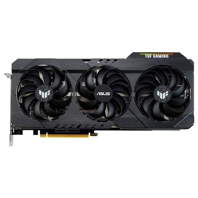 Placa de Vídeo Asus TUF NVIDIA GeForce RTX 3060 TI, 8GB, GDDR6 - TUF-RTX3060TI-O8G-GAMING