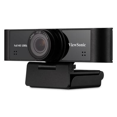 WebCam Viewsonic, Full HD 1080P, 30fps, Ultrawide, Com Microfone Interno - VB-CAM-001